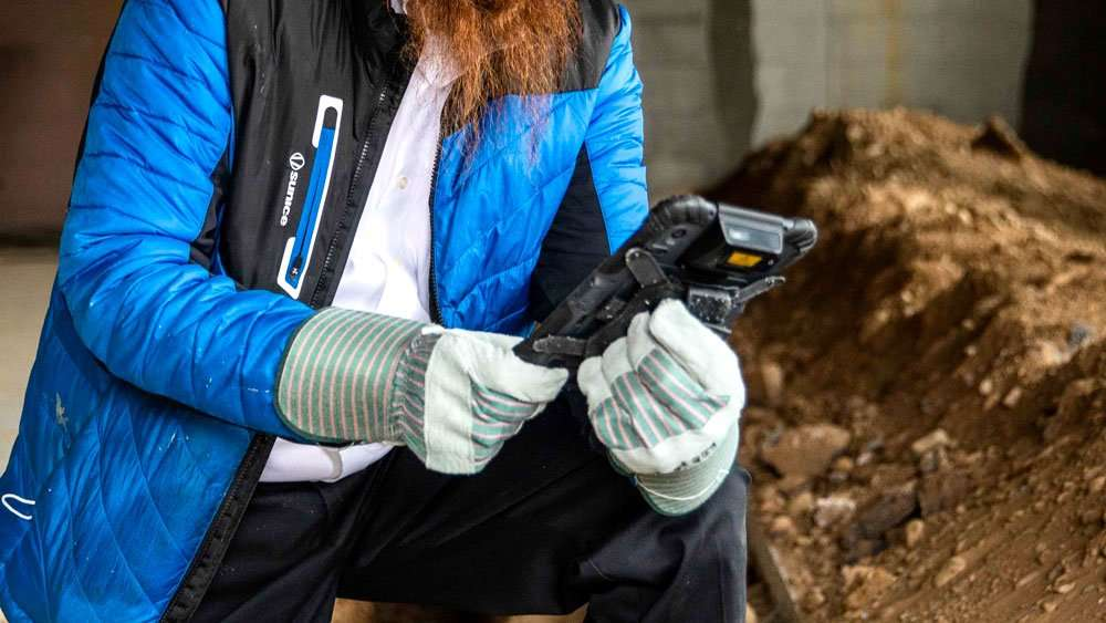Sonim RS80 rugged tablet computer