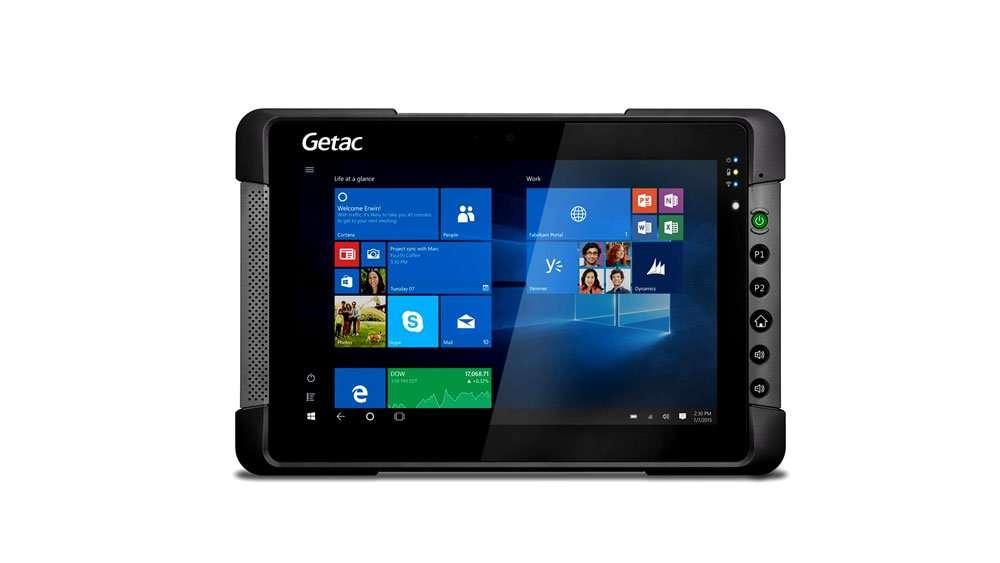 Getac T800 Best rugged tablets