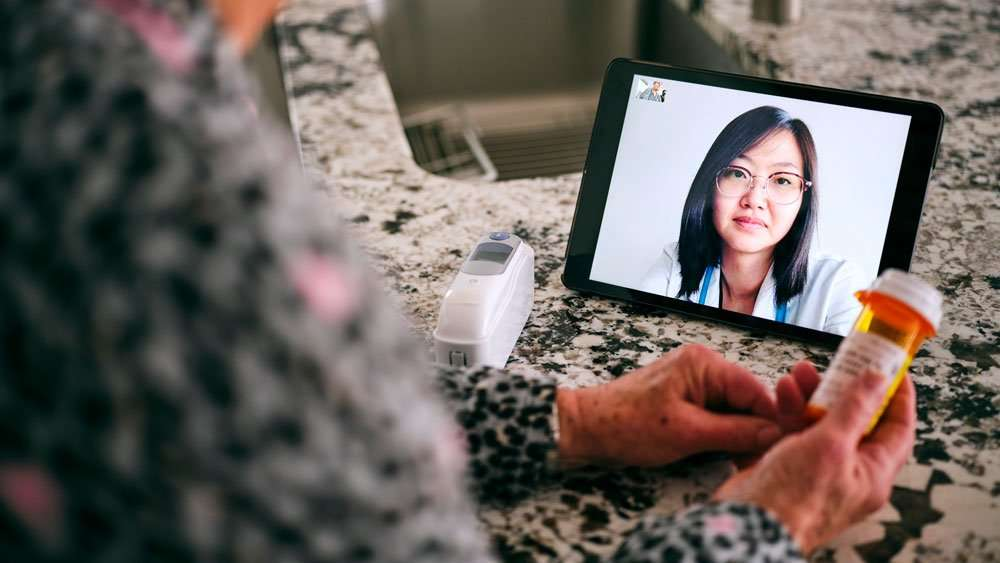 Mobile devices for Telehealth
