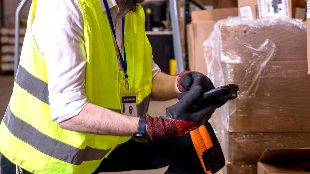 Sonim RS60 Gloves Warehous