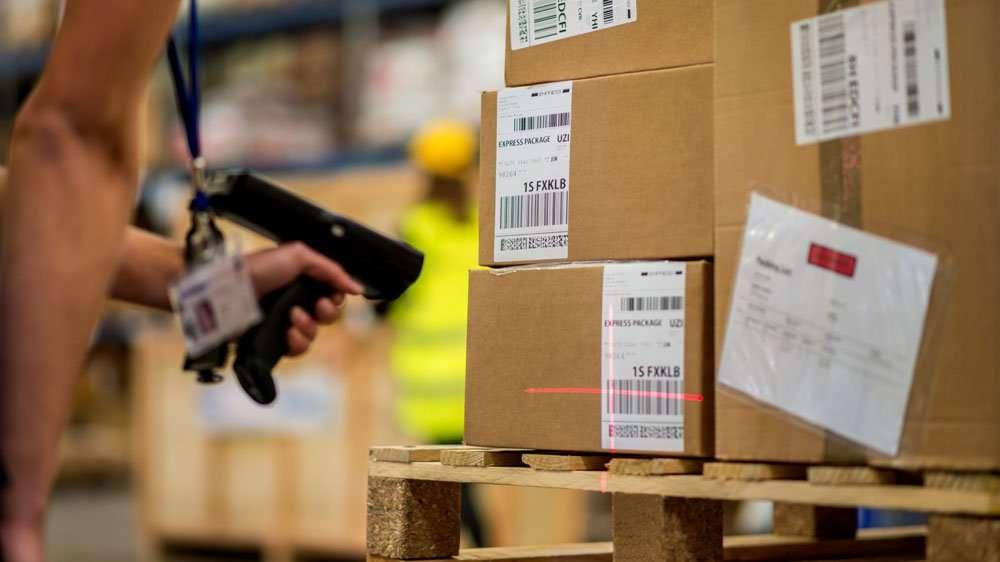 mobile computing scanning barcode