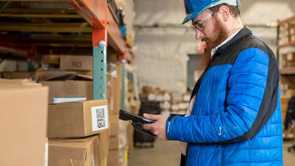 barcode scanning with rugged mobile device