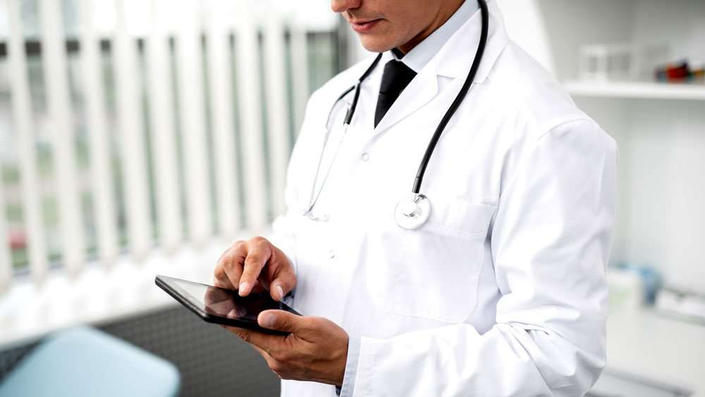 healthcare mobile devices