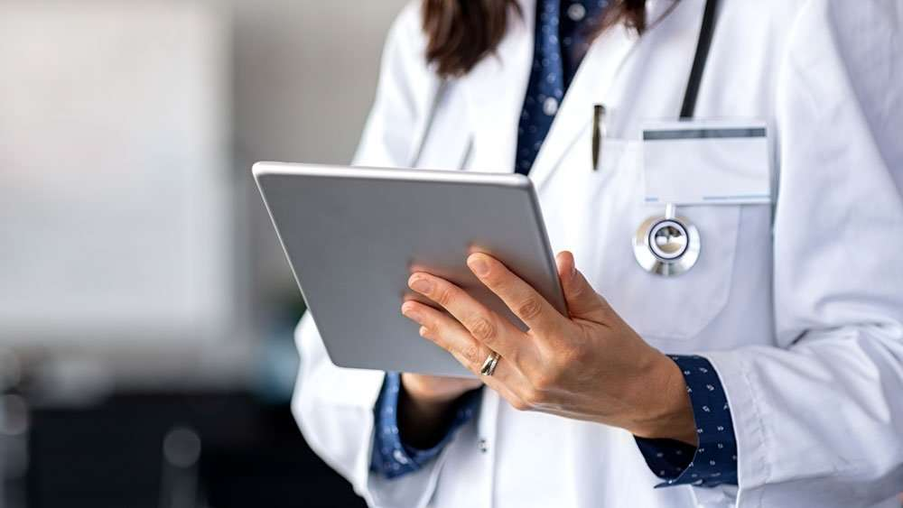 mobile devices for healthcare workers