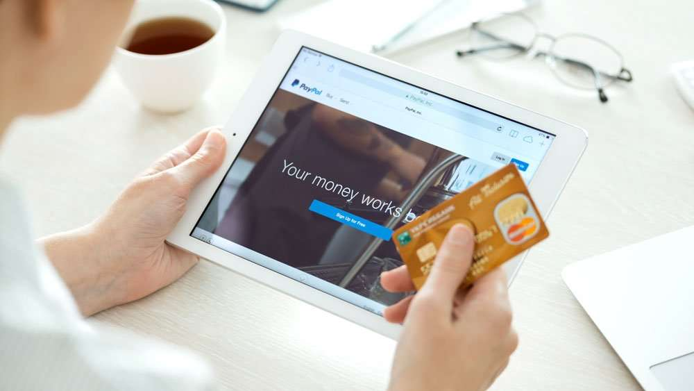 Paypal point of Sale