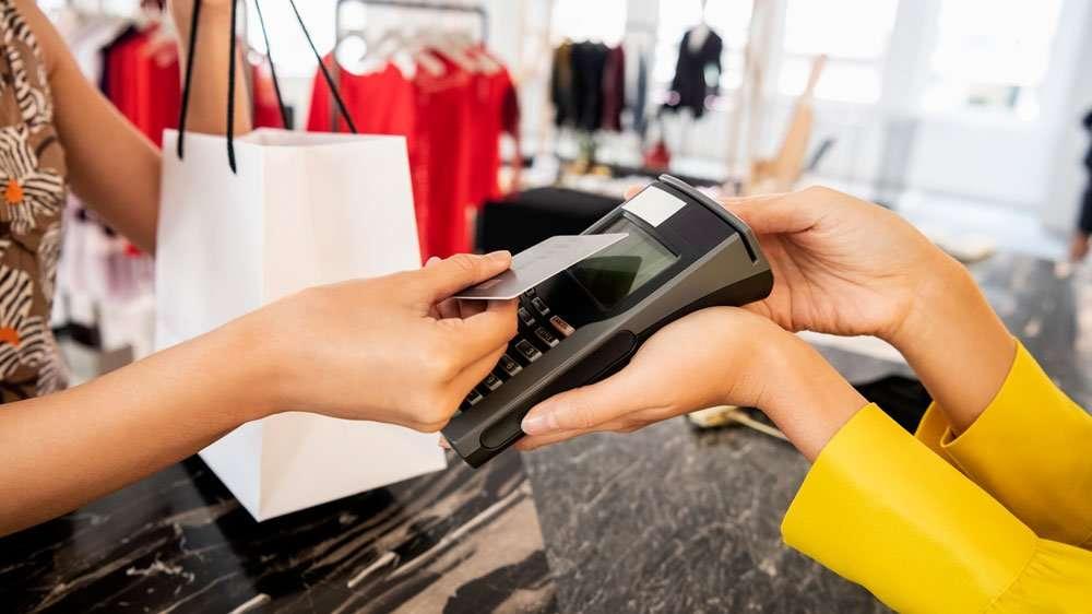 retail mobile checkout terminal