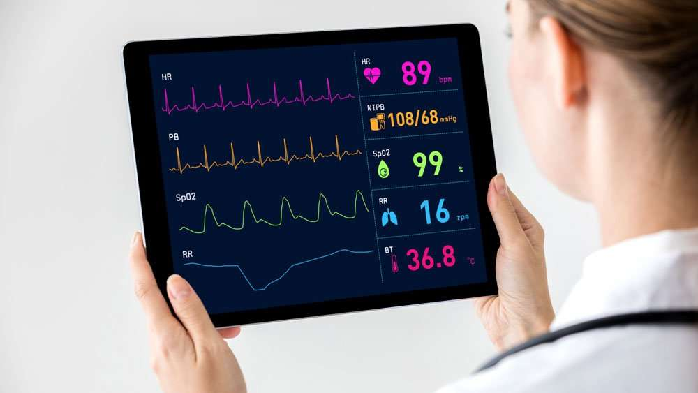 tablets for healthcare services