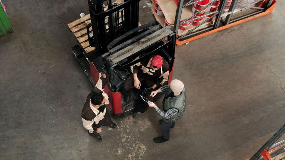 Tablets for Warehousing Inventory