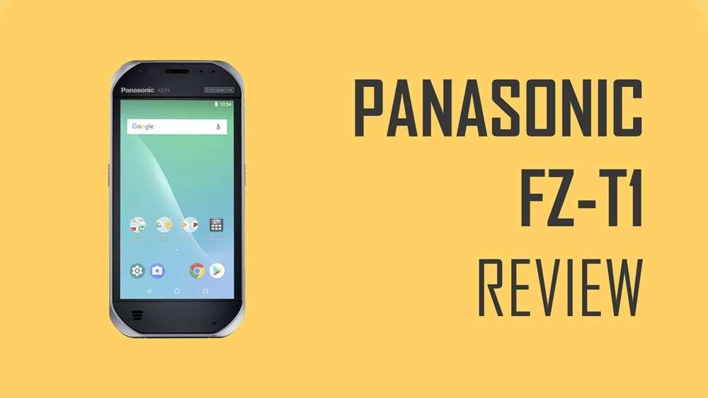 Panasonic FZ-T1 Review