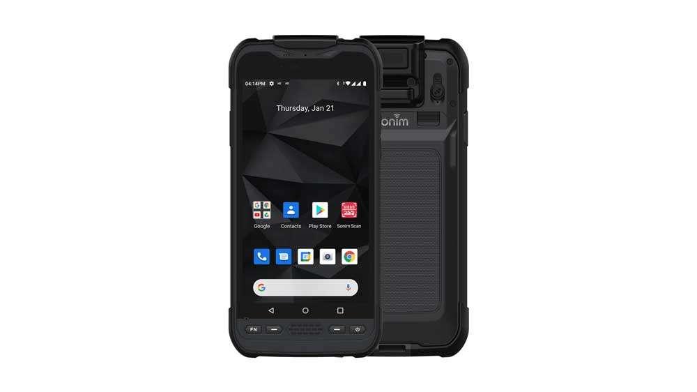 Sonim RS60 Rugged Mobile computing solution