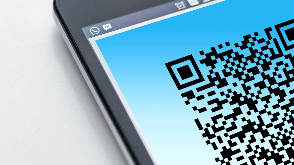 qr code android phone