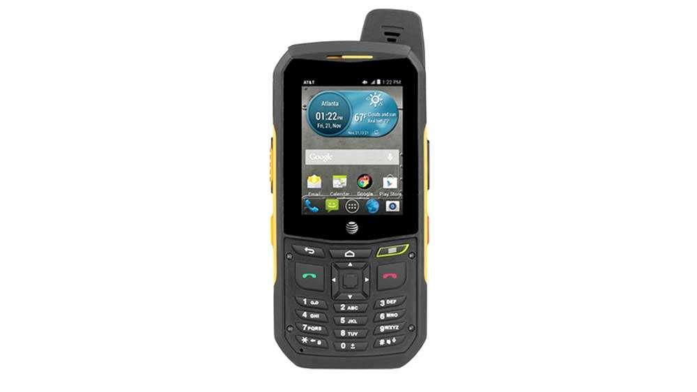 Sonim XP6 Rugged Firefighter Phones
