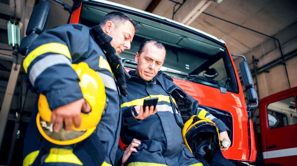 Best Mobile Phones for Firefighters
