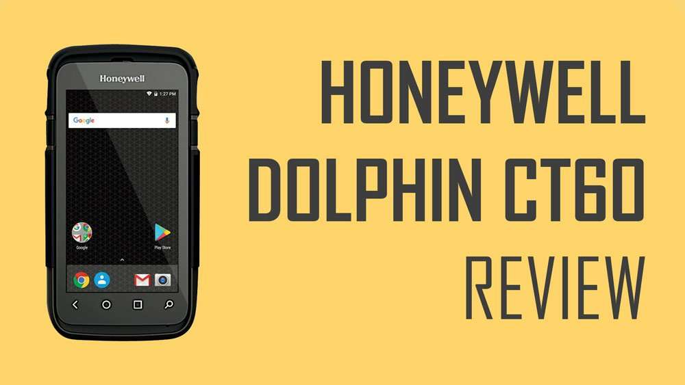 Honeywell Dolphin CT60 Review