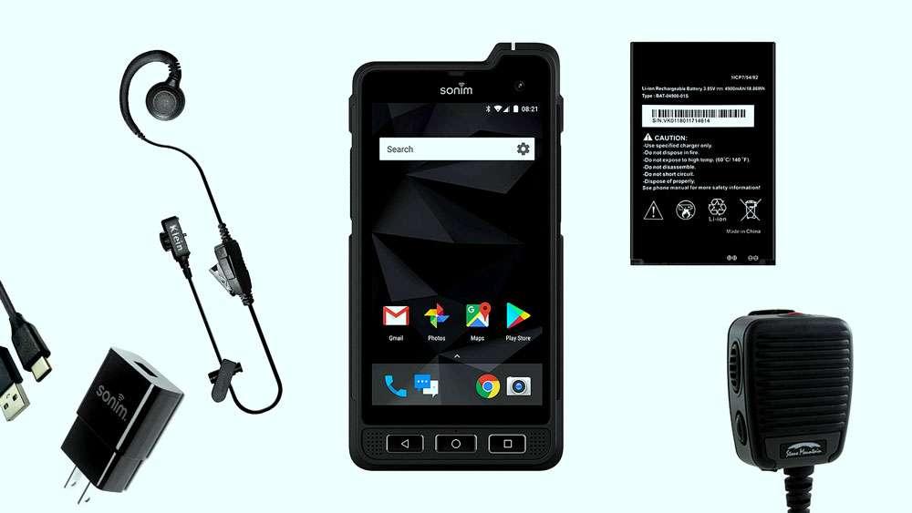 Coverphoto of Sonim XP8 Accessories