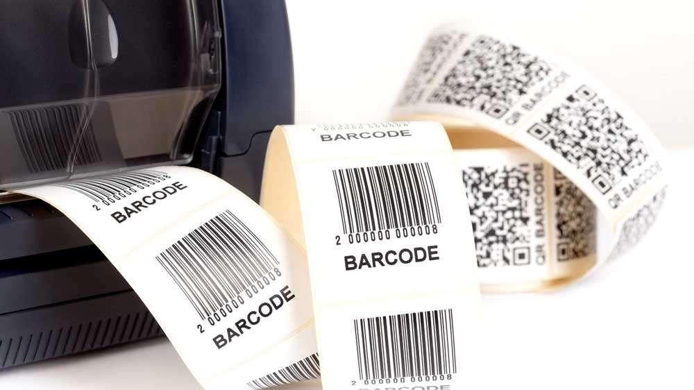 printing barcodes