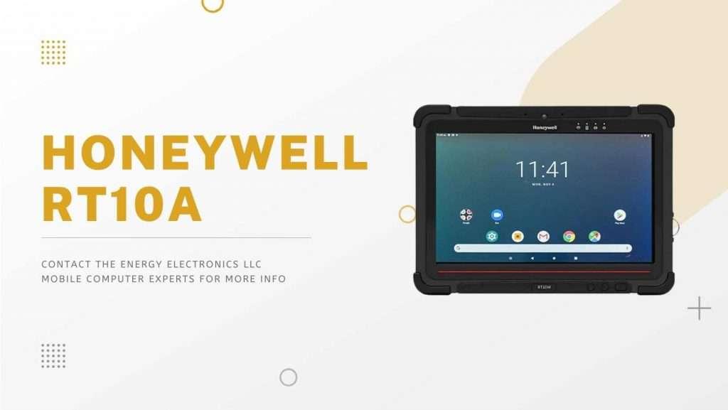 Honeywell RT10A Tablet
