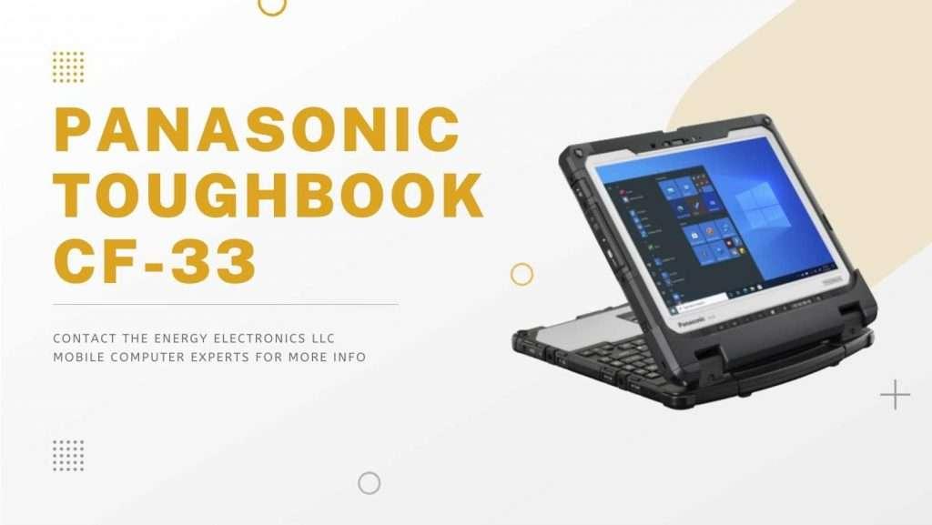 Industrial Tablet Panasonic Toughbook CF-33