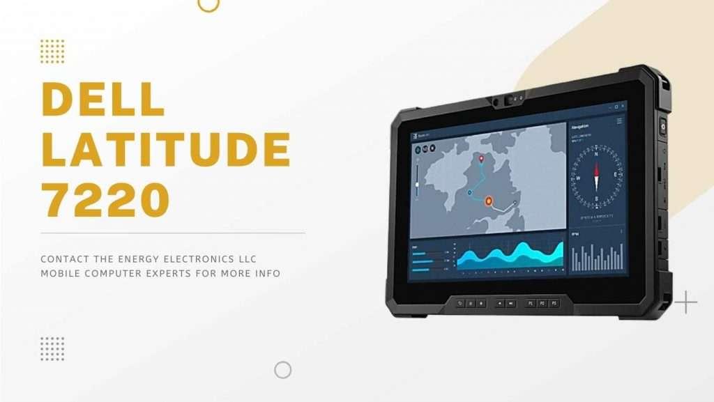Tablets Dell Latitude 7220