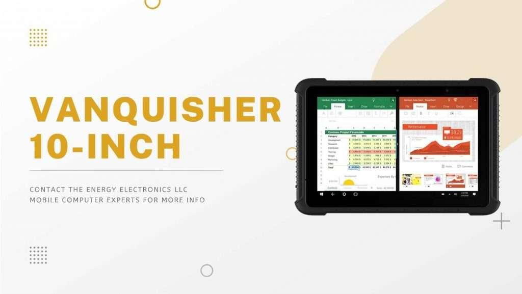 Vanquisher 10-Inch