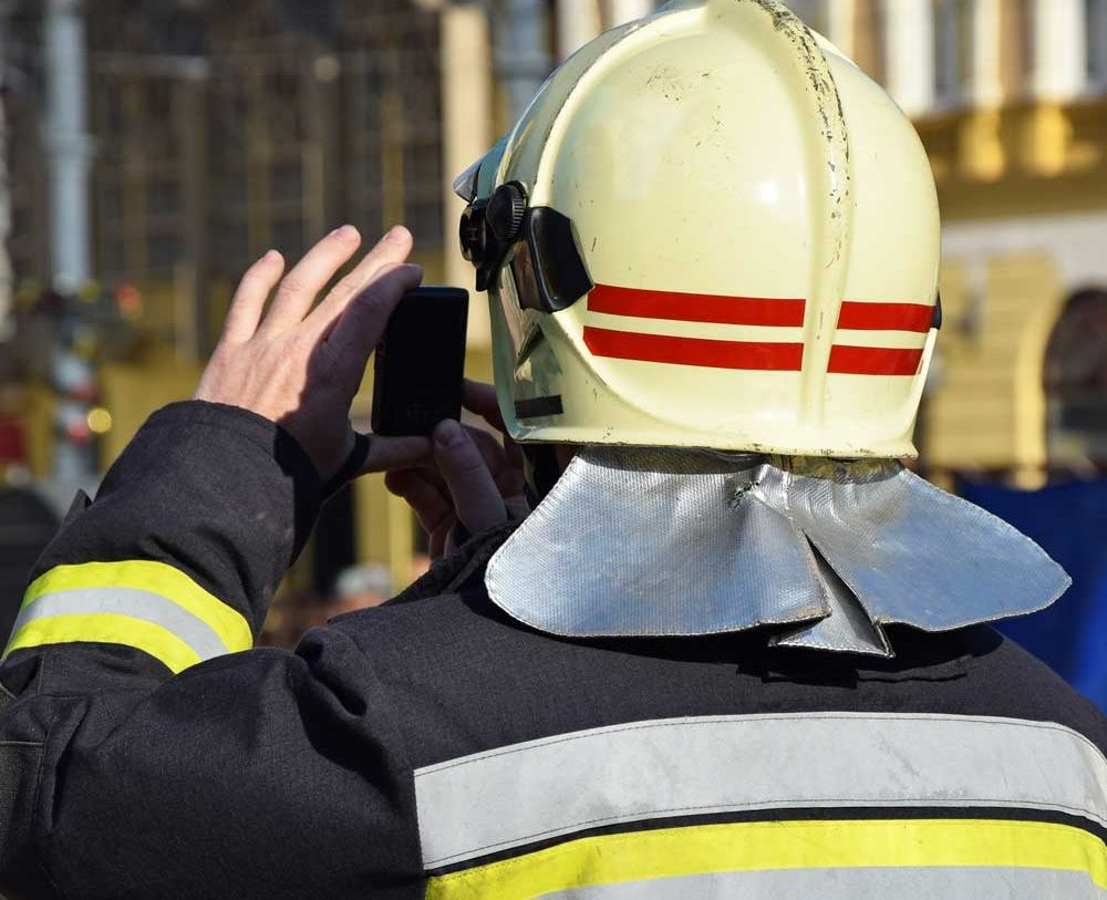 Firefighter-Phones